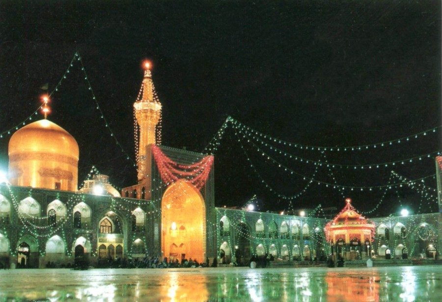 The eighth Imam Ali Ibn Musa, Al-Reza (AS)