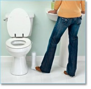 Tackle the Toilet