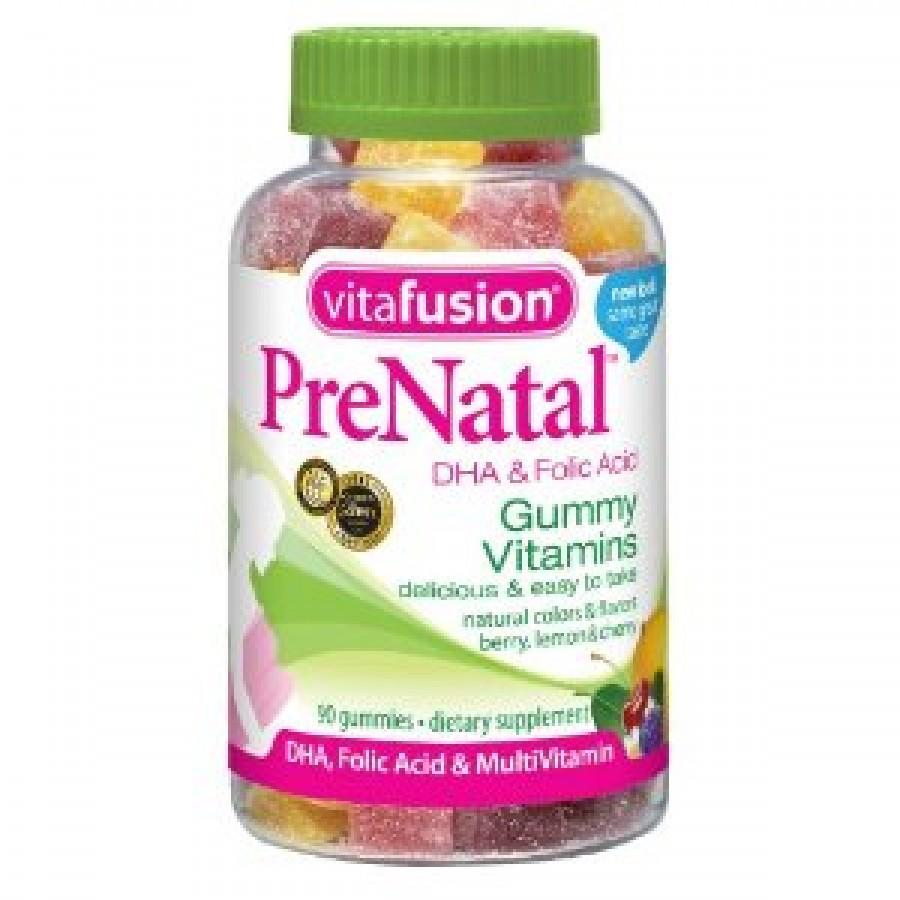 Vitamins and nutrition in pregnancy