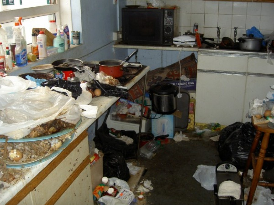 The 5 Dirtiest Secrets of Your Kitchen (And How to Clean Them)