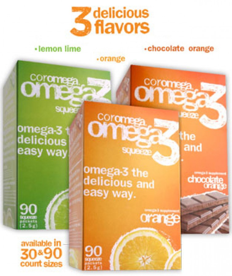 Omega-3 improves baby brainpower