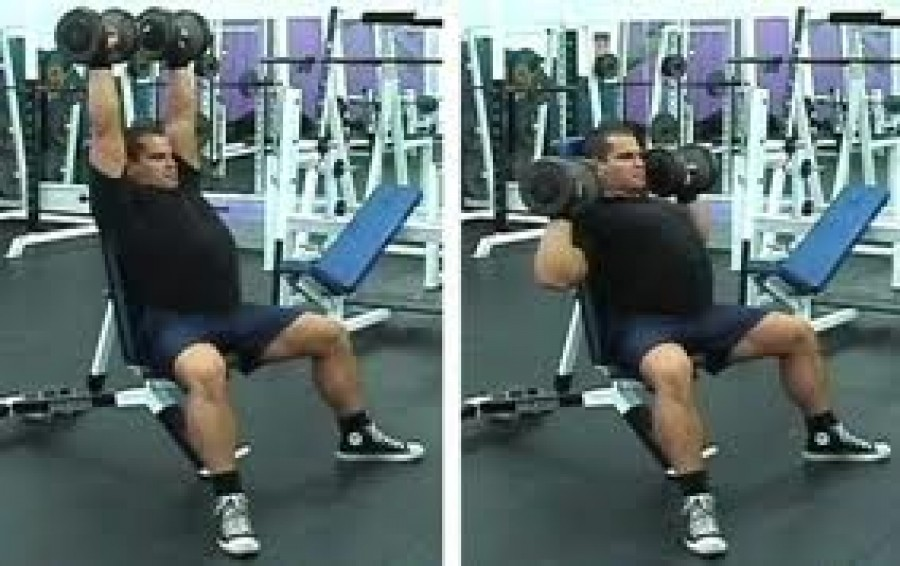 How To Do Dumbbell Press ?