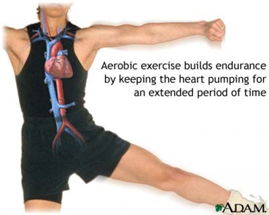 Aerobic Exercise Workouts