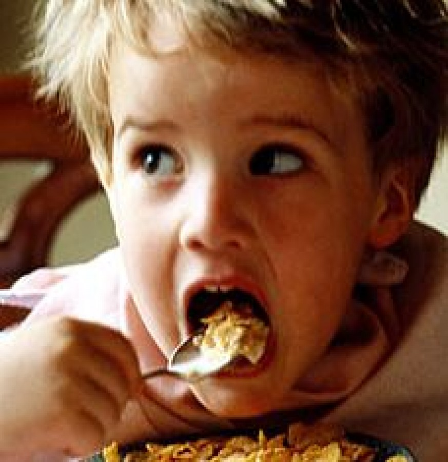 Kids' Cereals Loaded With Sugar