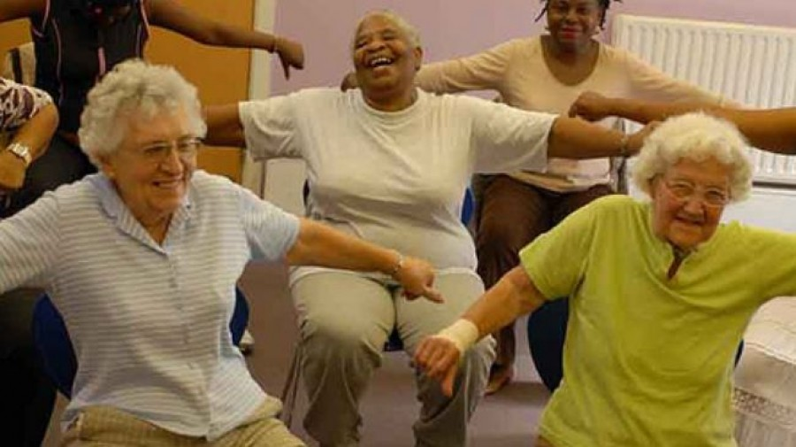 Exercising in 70s may lower risk of dementia