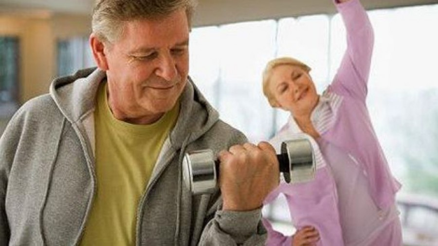 Midlife exercise can boost heart health
