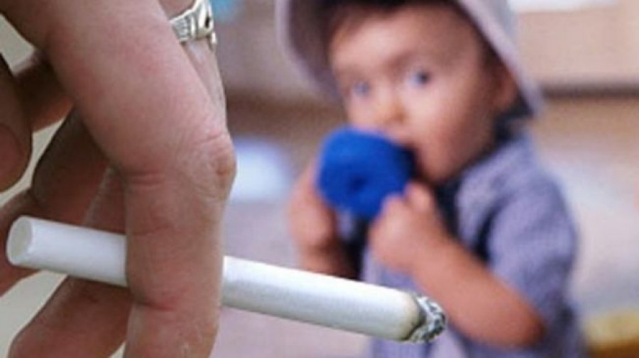Smoking during pregnancy ups kids asthma in preschool