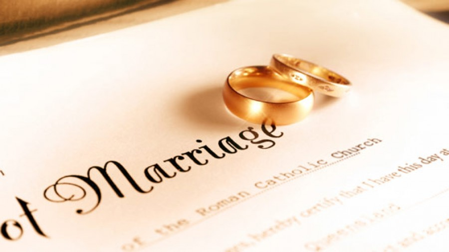 Marriage - Settles Life and Relations