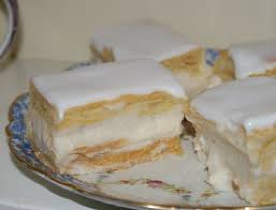 Custard Slice Recipe