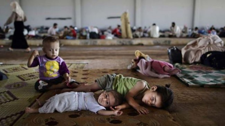 Over three million children in Syria suffer from crisis, UN says