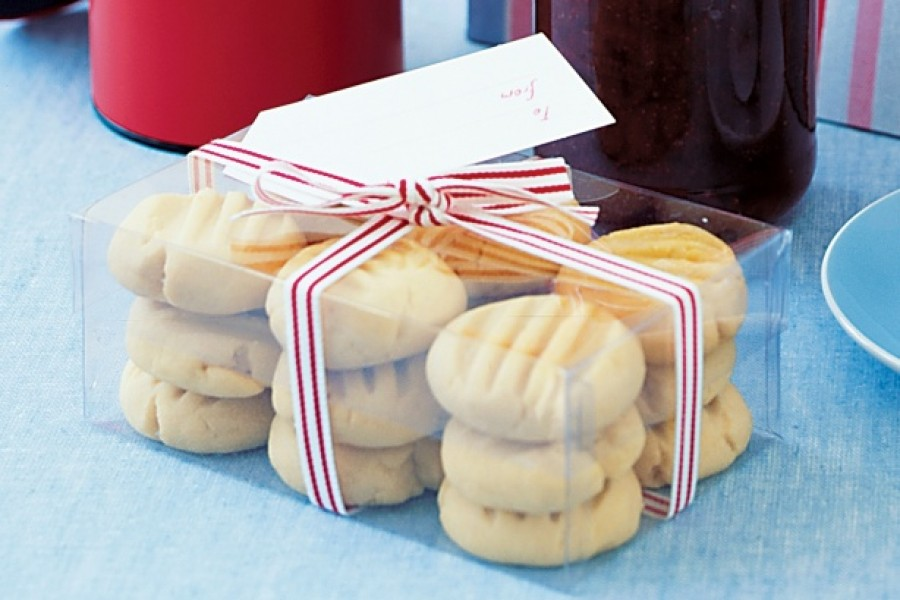 Custard Biscuits