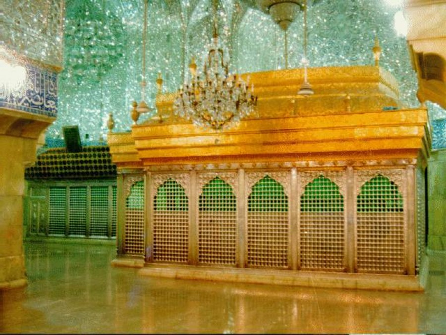 Karbala': The Bank of the Euphrates and the Graves
