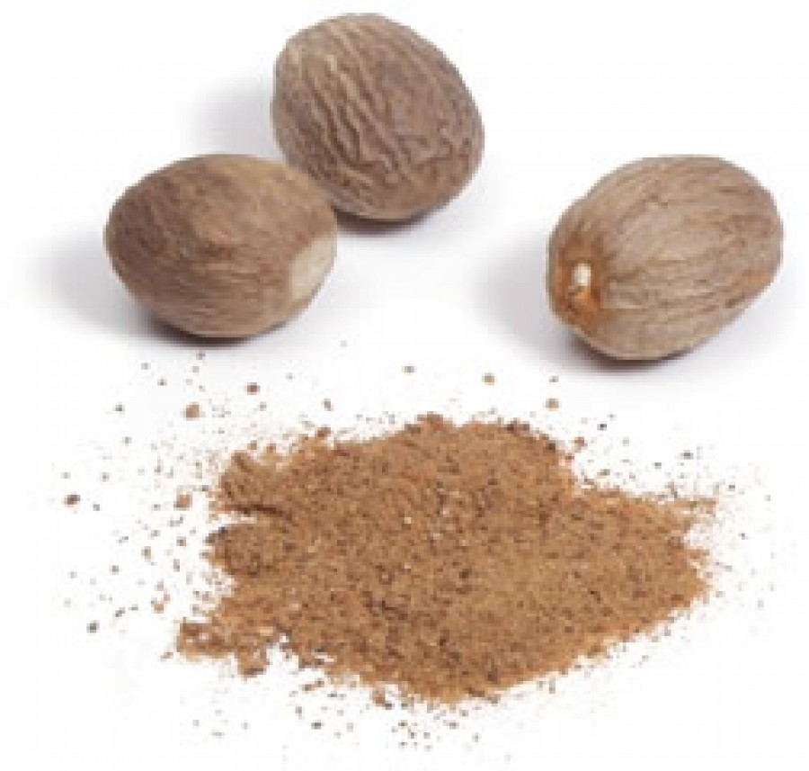 Nutmeg nutrition facts