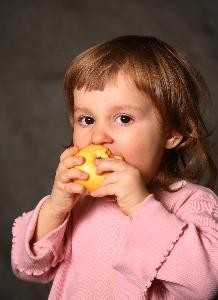 Healthy Food Routines for a Toddler
