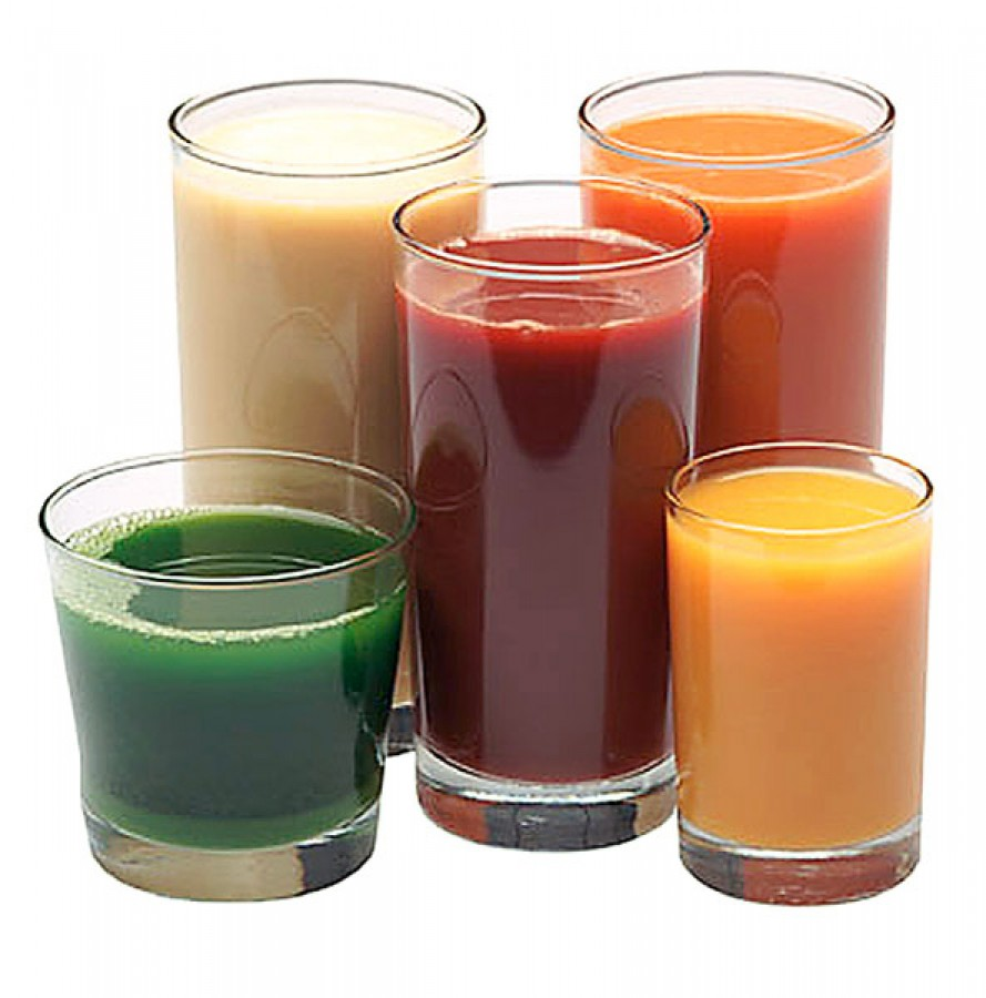 What Fruits To Juice