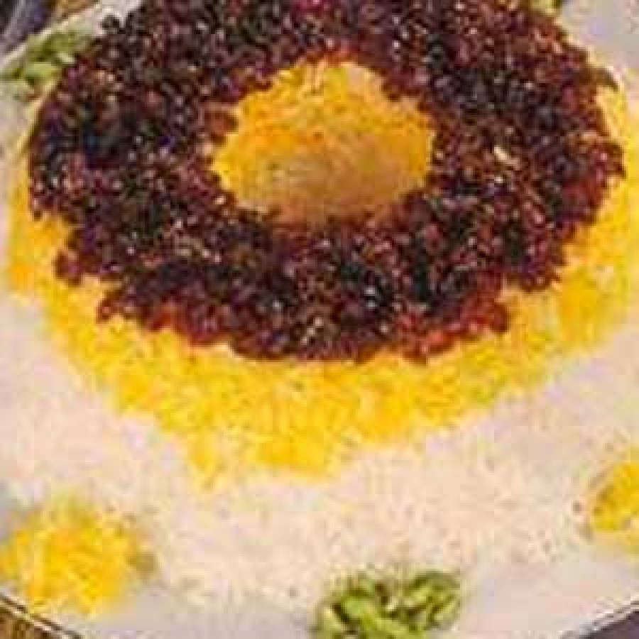 Zereshk Polo (Polow) Recipe