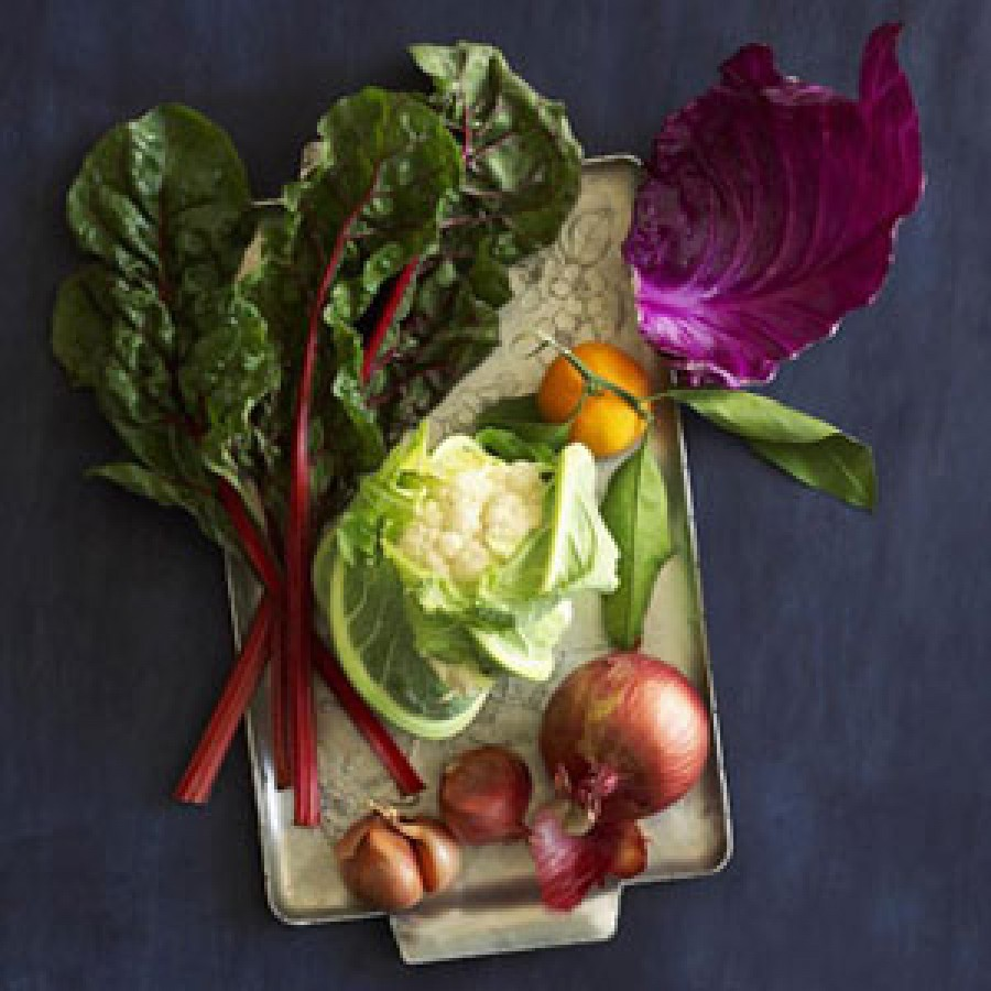 The Anti-Aging Diet