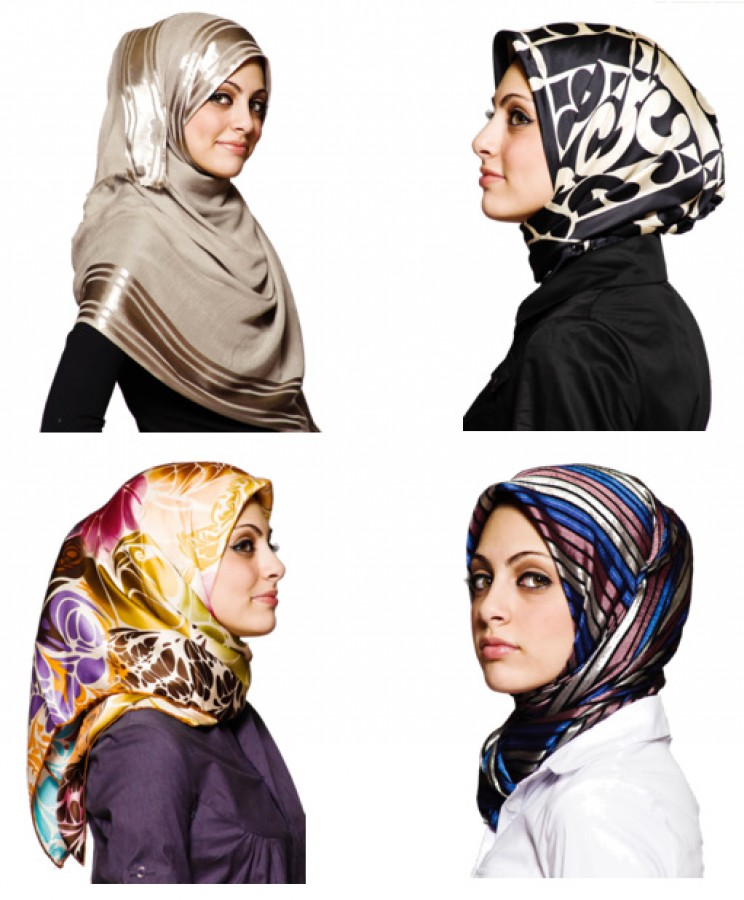 The Hijab brings Dignity to a Woman