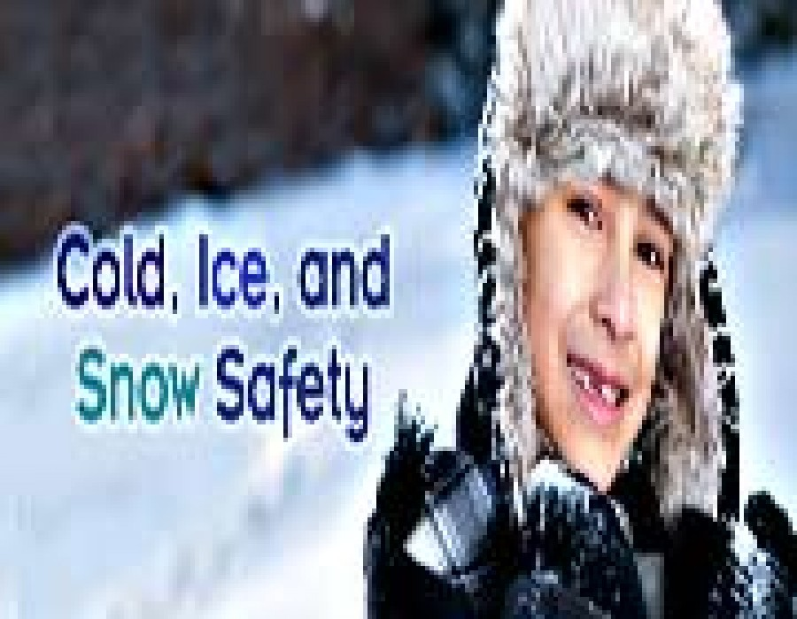 How to Be Safe in Ice and Snow - Part 2