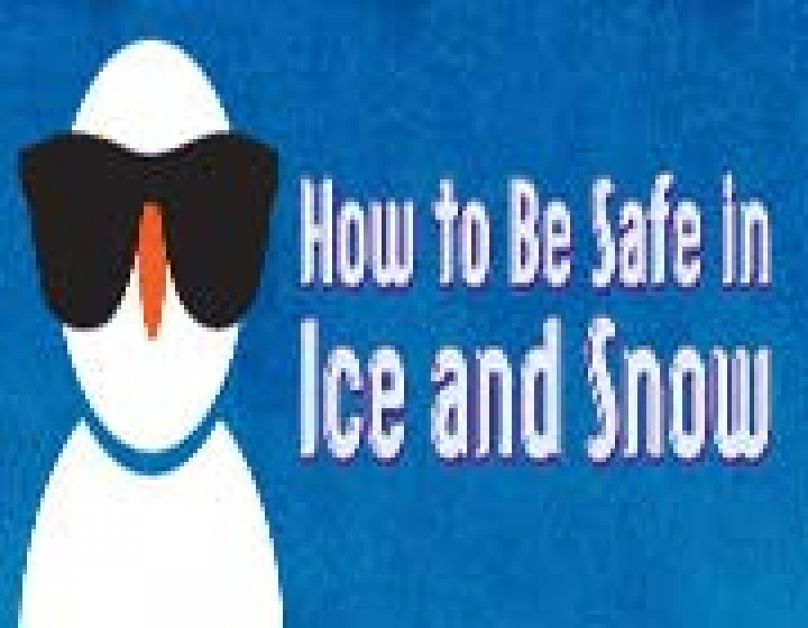 How to Be Safe in Ice and Snow - Part 1