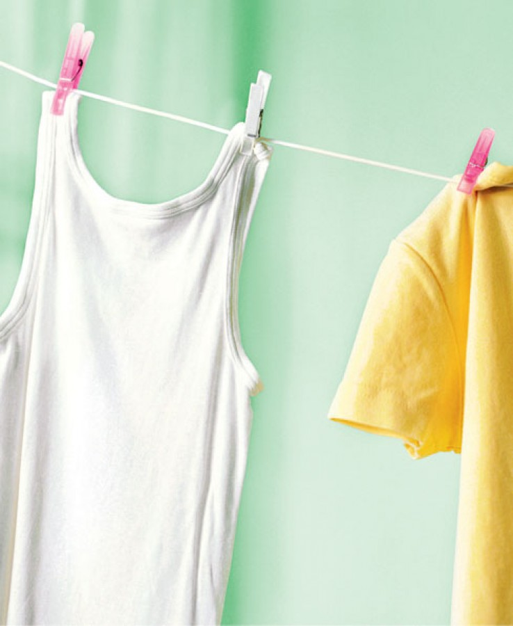 Get rid of Underarm Stains