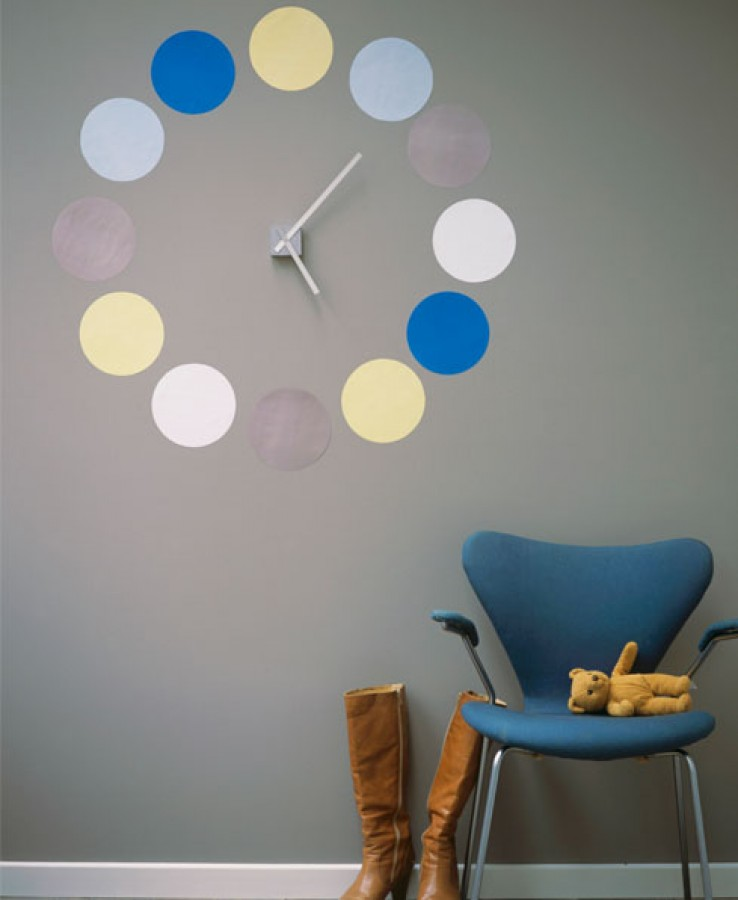 Make it: Wall clock