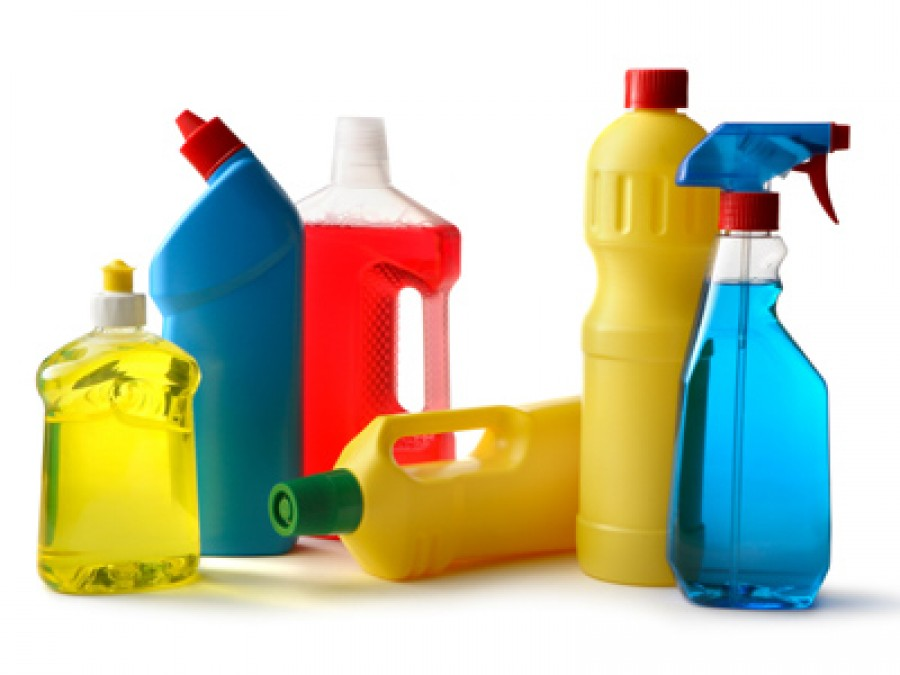 Is it safe to use cleaning products while I'm pregnant?