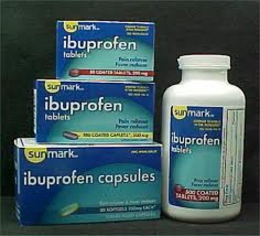 Taking ibuprofen during pregnancy