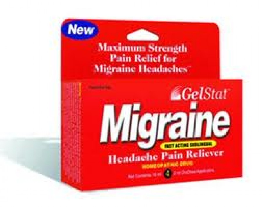 Taking migraine medication during pregnancy
