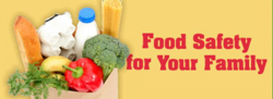 Food Safety for Your Family