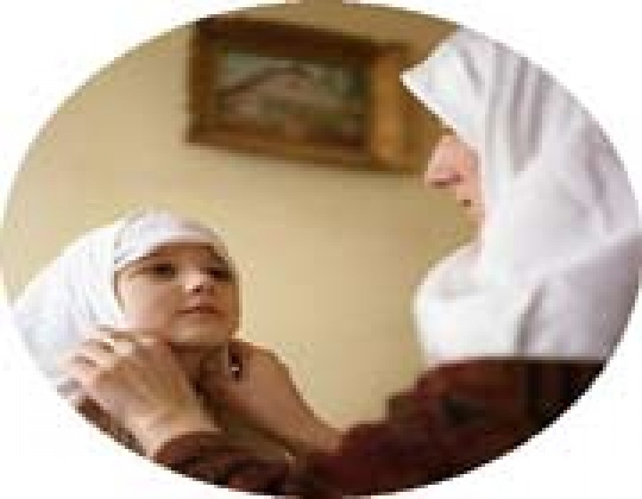 The Muslim Mother and Education