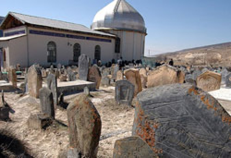 How Will They Riase Their Heads From Graves?