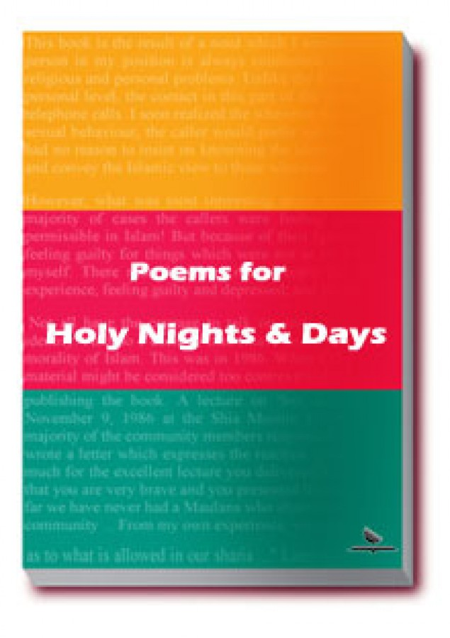 Poems for Holy Nights and Days