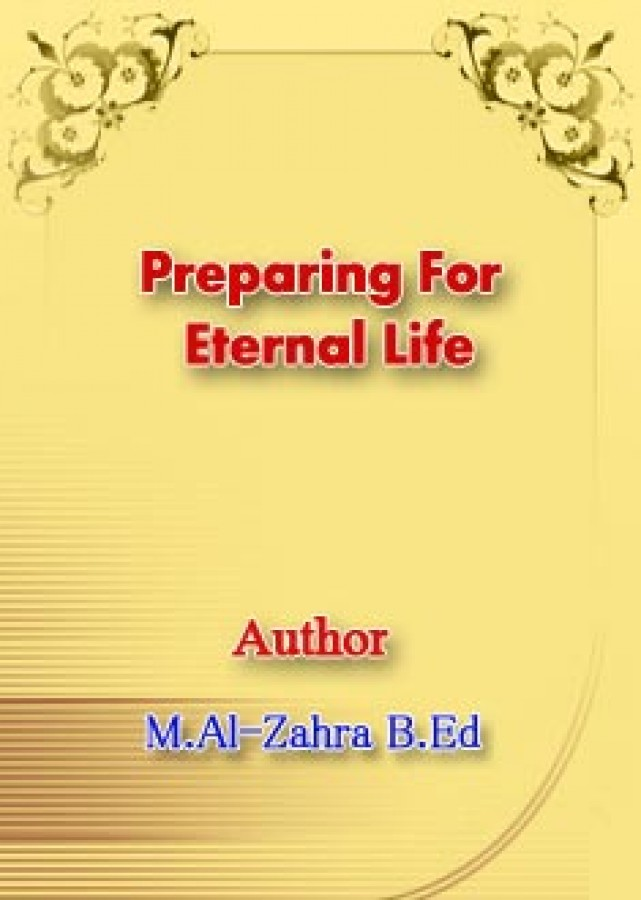 Preparing for Eternal Life