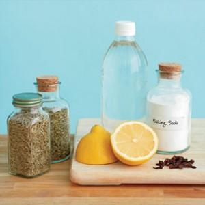 Home natural cleansers