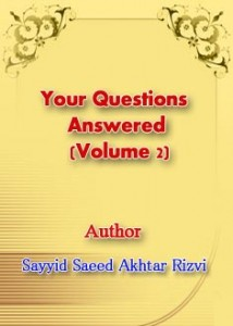 Your Questions Answered (Volume 2)
