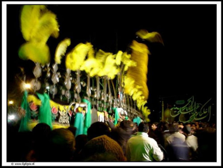 The Beauties of Ashura: The Most Beautiful Choice