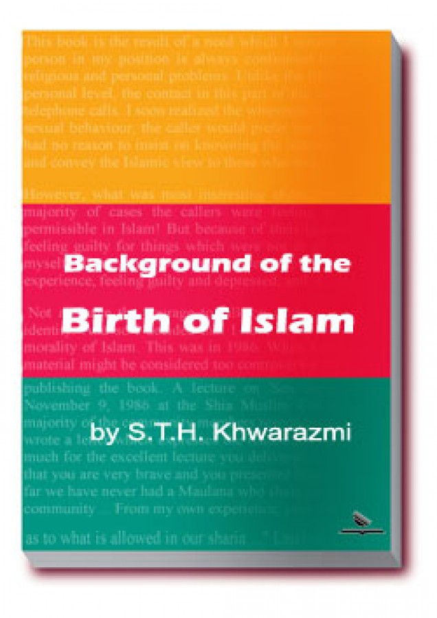 Background of the Birth of Islam