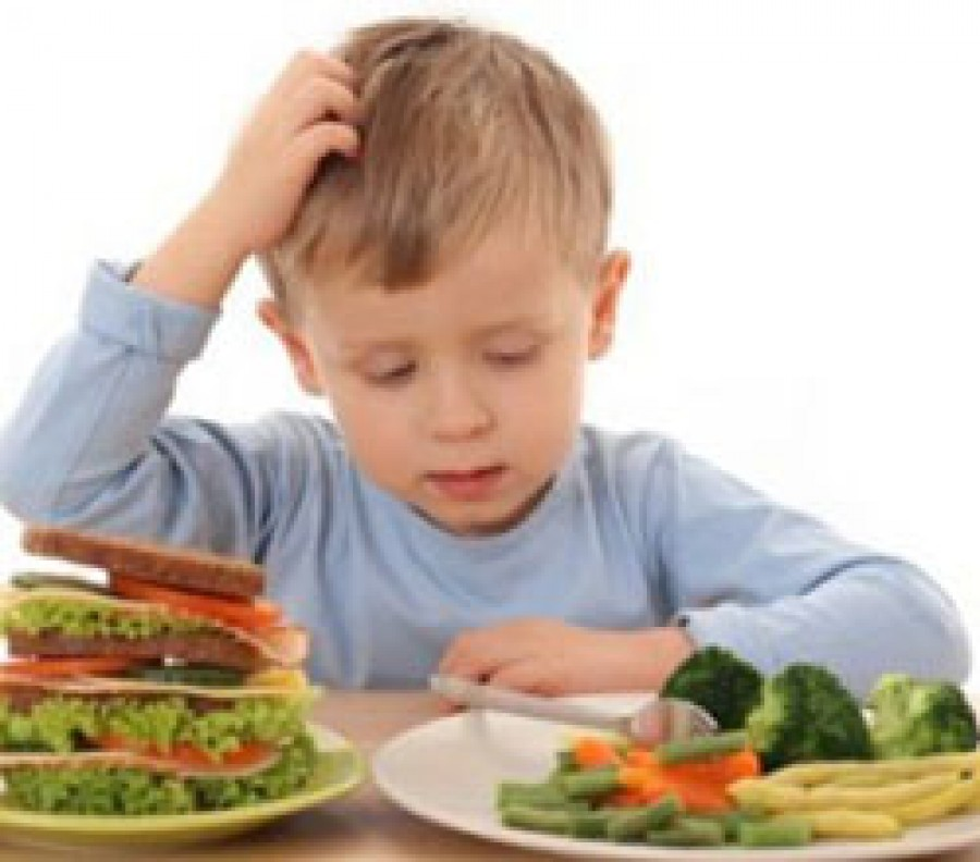 Can Feeding Your Child Too Much Healthy Food Be Dangerous?