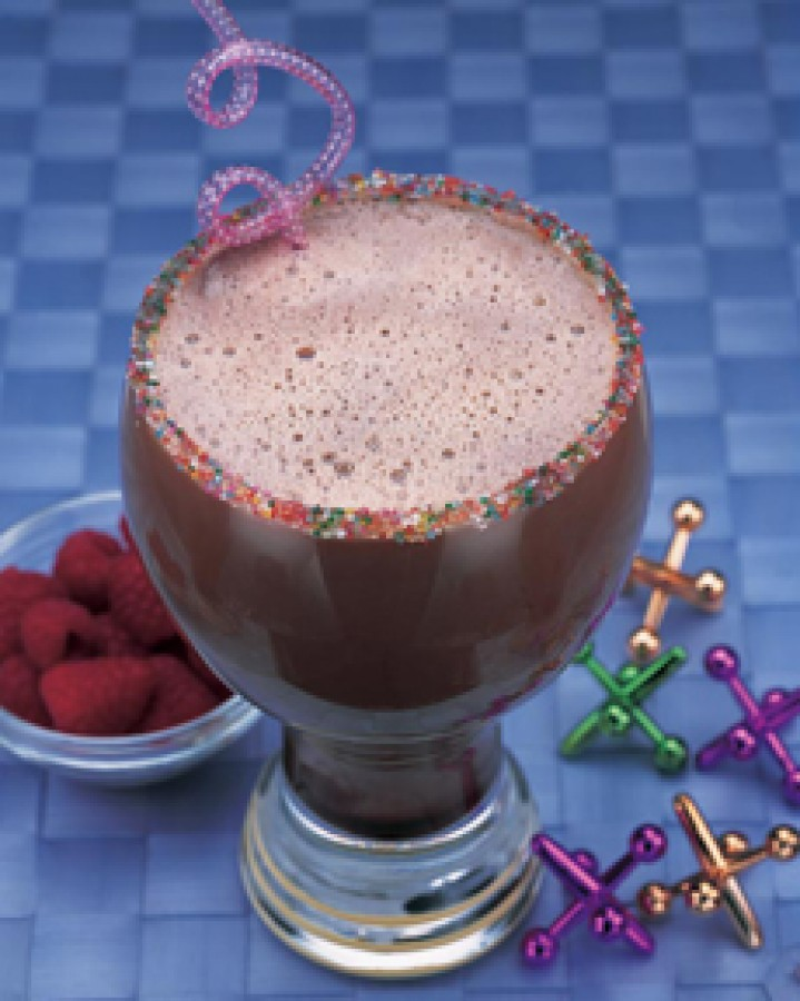 Chocoberry Milk Chiller
