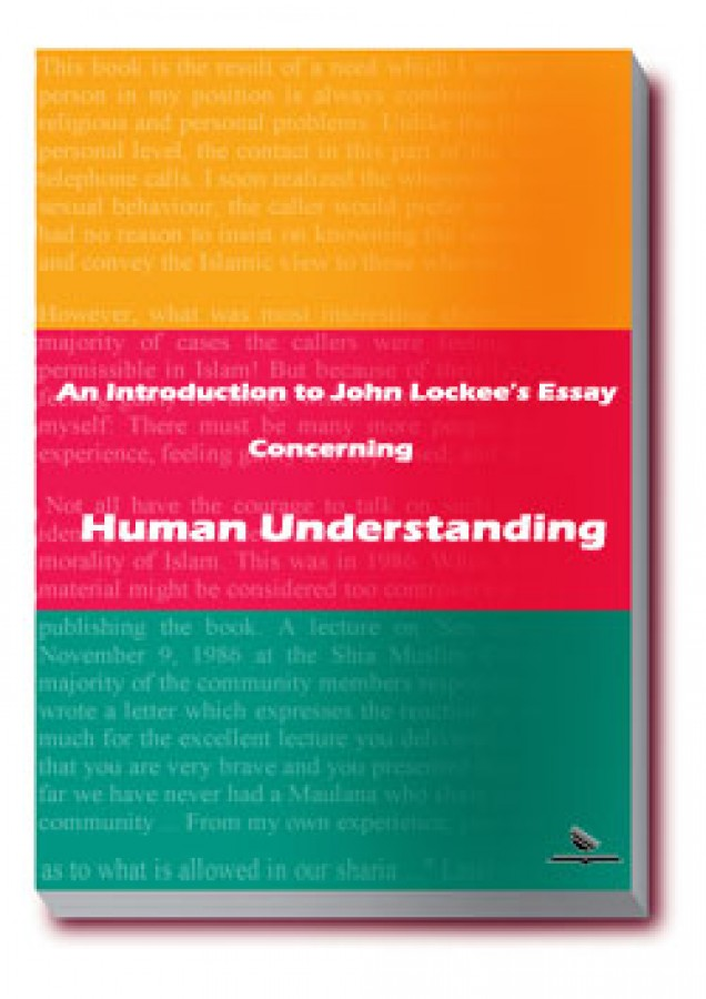 A Guide to John Locke's Essay concerning Human Understanding