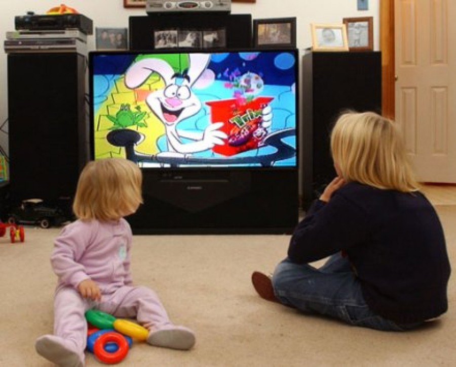 Too Much TV Ups Kids' Health Risk