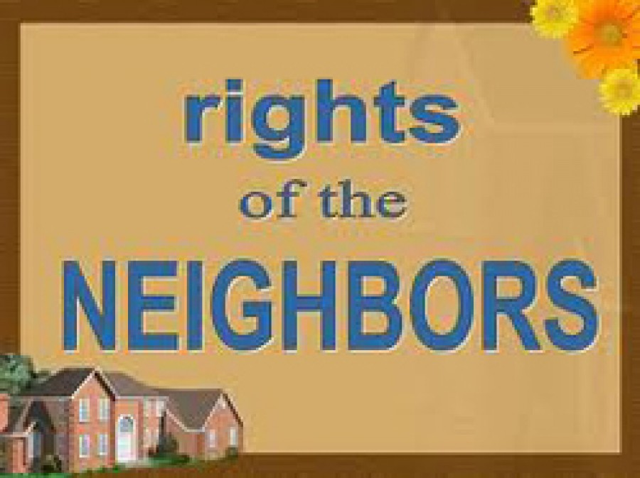 Rights of Neighbors in Islam