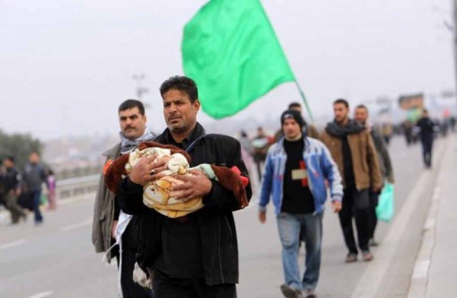 Millions of Pilgrims Come together in Karbala