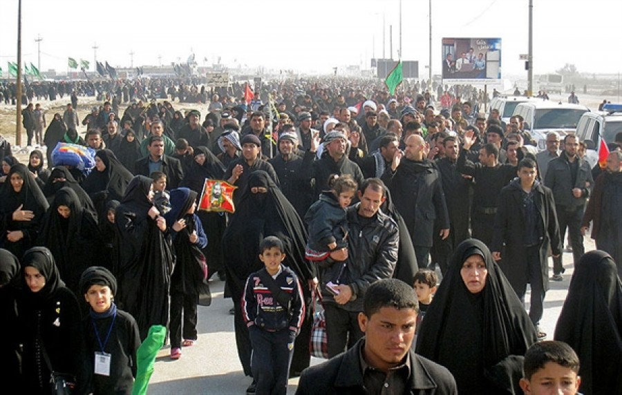More than 20 millions of mourners mark Arbaeen in Karbala