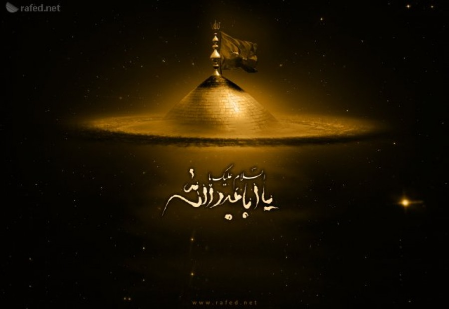 We cry for Hussain (A.S.) …So did the Holy Prophet (S.A.W.)